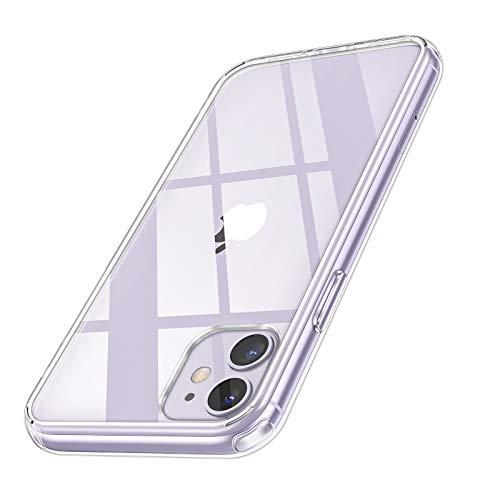 """Syncwire Funda Transparente para iPhone 11, UltraRock Carcasa de iPhone 11 con Protección Avanzada contra Caídas y Tecnología de protección de Cojín de aire para iPhone 11 (6,1"""")"""