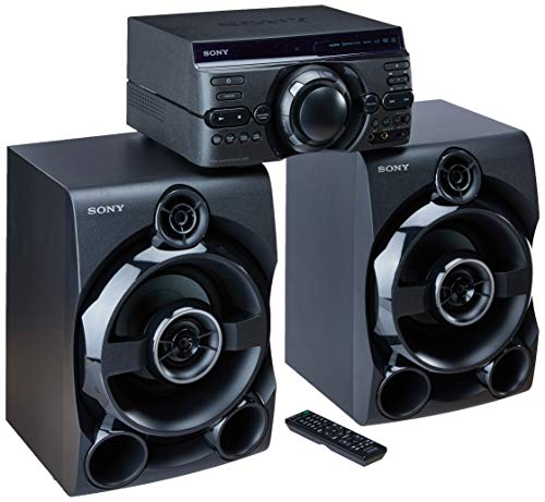 Mini System, Sony, MHC-M60D, Bluetooth, DVD