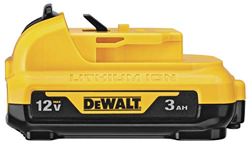 DEWALT DCB124 12V MAX 3Ah Lithium Ion Battery