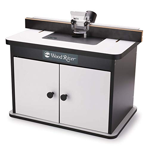 WoodRiver Benchtop Router Table