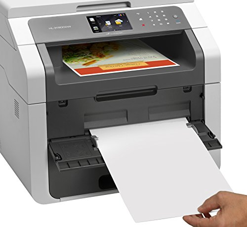 Brother Wireless Digital Color Printer with Convenience Copying and Scanning (HL-3180CDW), Amazon Dash Replenishment Enabled