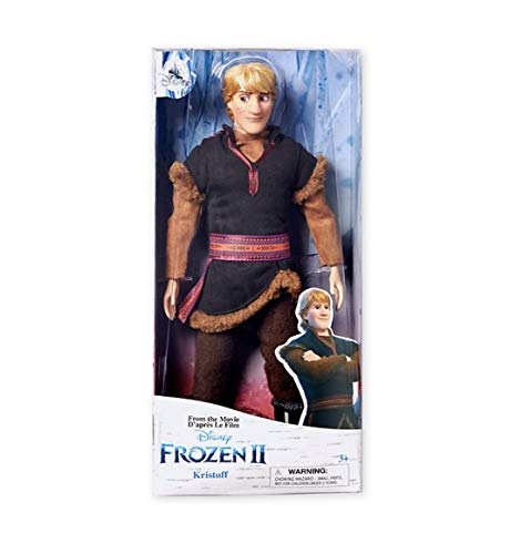 Offizielle Disney Frozen 2 Kristoff Classic Doll