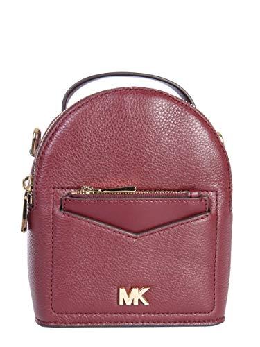Michael Kors Luxury Fashion Donna 30T8GEVB0L610 Bordeaux Zaino | Primavera Estate 19