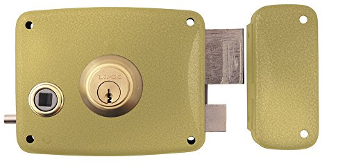 Lince 5125B12D Cerradura, Oro