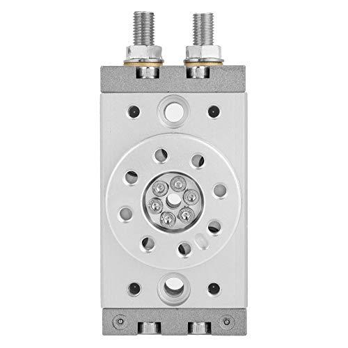 Cilindro de aire neumático 180 grados tipo SMC flexible 15 mm cilindro neumático giratorio giratorio MSQB-10A 0~60 ° C cilindro giratorio giratorio