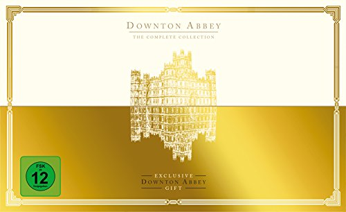 Downton Abbey - The Complete Collection (23 Discs) [Limited Edition]