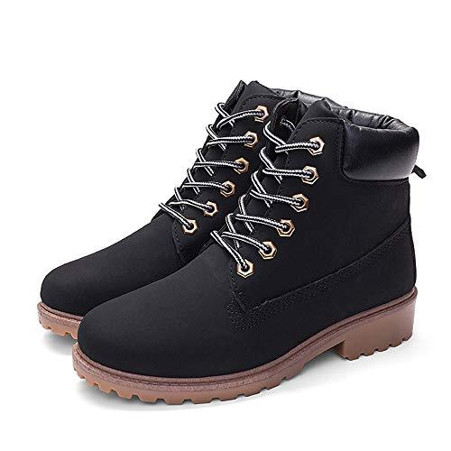 Doufan Herfst Vroege Winter Schoenen Vrouwen Platte hak Laarzen Mode Houd Warm Vrouwen Laarzen Merk Vrouw Enkel Botas Camouflage