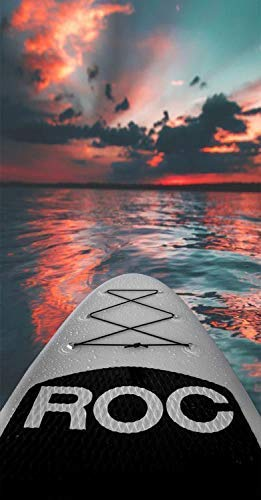 Product Image 6: Roc Inflatable Stand Up Paddle Boards W Free Premium SUP Accessories
