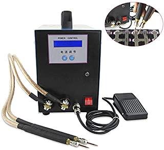 FidgetFidget 220V 10KVA Handheld Spot Welder 18650 Battery Welding Machine for 0.01mm-0.25mm
