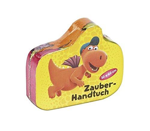 Preisvergleich Produktbild Der kleine Drache Kokosnuss - Zauberhandtuch