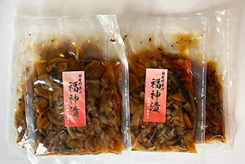 完全無添加、国産材料使用「福神漬」100g入×5袋