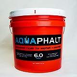 Aquaphalt 6.0 Permanent Asphalt Repair...