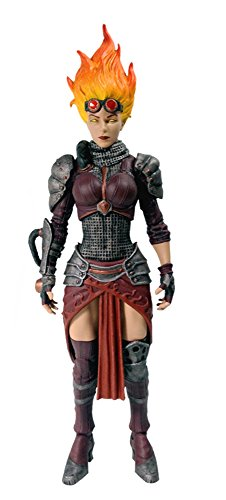 Funko Magic: The Gathering -Legacy Action Figures- Chandra Nalaar Action Figure,Multi-colored,6 inches