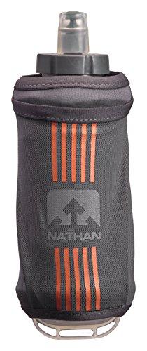 Nathan Grip Running Soft Flask BPA Free Water Bottle