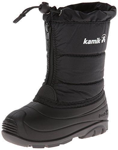Kamik Icefollies Boot (Toddler),Black,5 M US Toddler