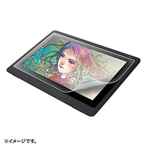 サンワサプライ ワコム 液晶ペンタブレット Cintiq 16用 ペーパーライク 反射防止フィルム LCD-WC16P
