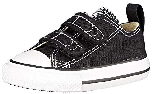 Converse Kids' Chuck Taylor All Star 2v Low Top Sneaker Black