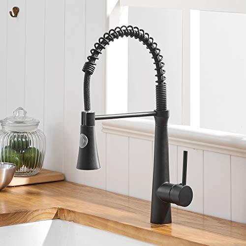 Timaco -   Schwarz Wasserhahn