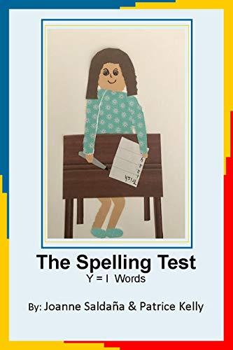 The Spelling Test: y = i words (PJ Early Readers Book 22) (English Edition)