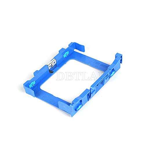 DBTLAP HDD Tray Caddy Kompatibel für Dell OptiPlex 3050 3046 7050 7040 3060 7060 SFF H8V8K 3.5''LFF Caddy