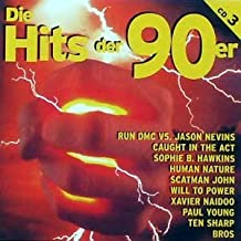 Hits of the 90s (Cd Compilation, 18 Tracks)