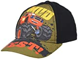 Nickelodeon Boys Blaze and The Monster Machines Cotton Baseball Cap (Ages 2-4) (Olive, Age 2-4)'