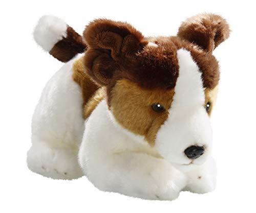 Carl Dick Peluche - Perro Jack Russell Terrier (Felpa, 23cm) [Juguete] 3219