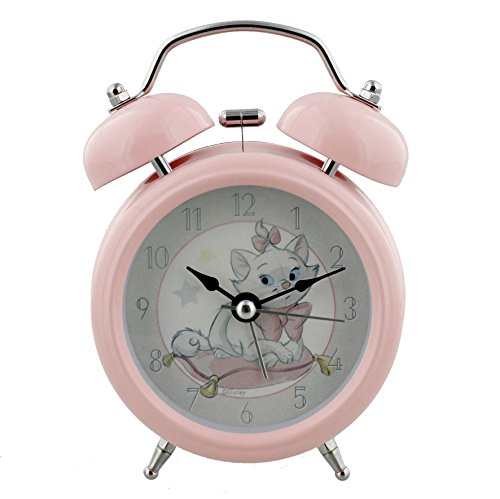 Disney Aristogatos Magical Beginnings – Reloj despertador Marie regalo