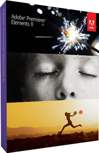 Adobe Premiere Elements 11.0, UPG - Software de video (UPG Premiere Elements, Full, 1 usuario(s), 4096 MB, 2048 MB, Intel Dual Core, ENG)