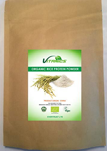 Organic Rice Protein (125g)
