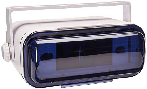Pyle PLMRCW3 Audiogerät-Gehäuse - Audiogeräte-Koffer (Weiß, Neoprene, Kunststoff, Polycarbonat)