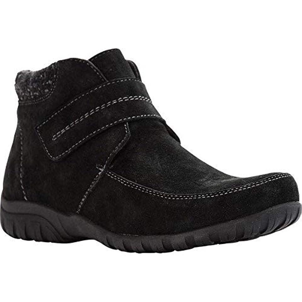 アフリカだらしない大きい[プロペット] レディース ブーツ&レインブーツ Delaney Strap Ankle Boot [並行輸入品]