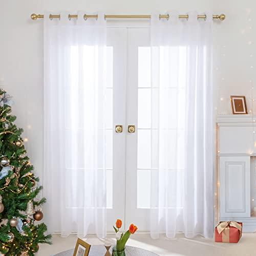 Deconovo -   2er Set Vorhang