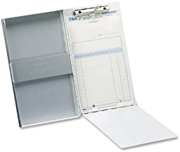 Saunders Recycled Aluminum Snapak Form Holder, Memo Size, Fits Paper Size up to 6 x 10 inches (10507)