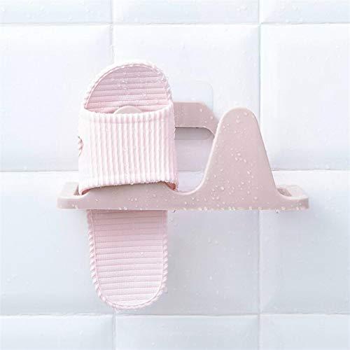 Schwenly - Zapatero de pared, color rosa