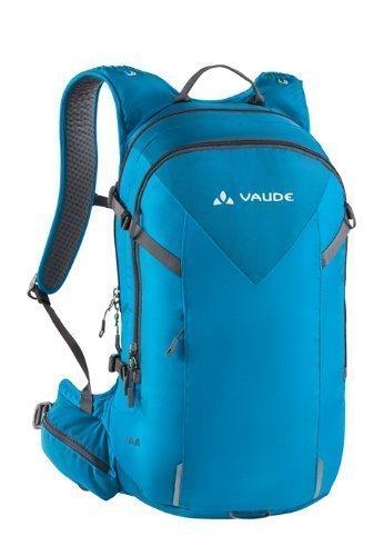 Vaude mochila Path{18} modelo{2014} Teal Blue con 3,0 Liter sistema de hidratación