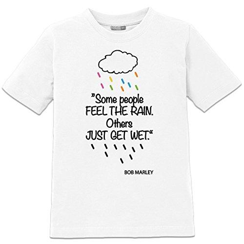 Camiseta de niño Some People Feel The Rain by Shirtcity