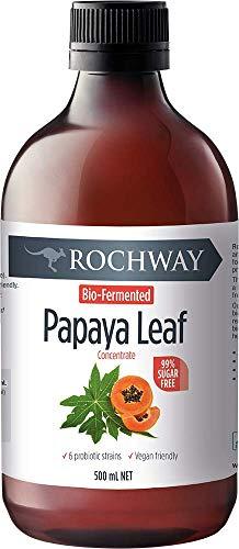 Papaya Leaf Concentrate (Bio Fermented) 500ml