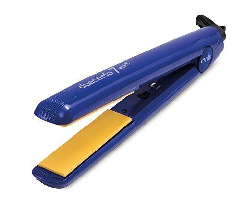 Exalta EL-207 - Plancha para el pelo profesional, color azul