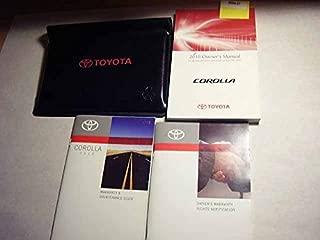 Best 2010 toyota yaris owners manual Reviews