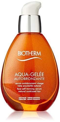 Biotherm Aqua-Gele Autobronzante femme/women, Face self-tanning serum, 1er Pack (1 x 50 g)