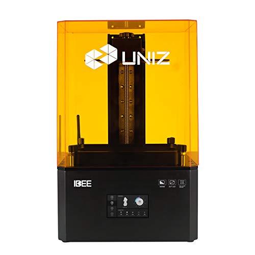 impresora 3d wifi de la marca UNIZ
