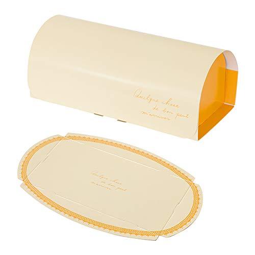 ロールケーキボックス ロマンチックスイート-M(10枚) RO-RGM