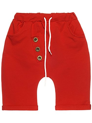BEZLIT Jungen Stoff Baggy Pumpshorts It22651 Rot Größe 164