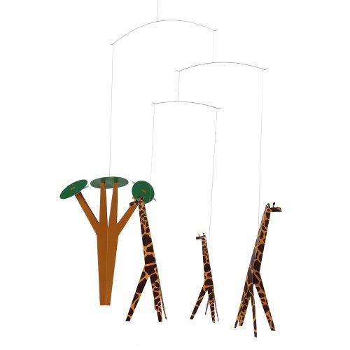 FLENSTED mobiles [ フレンステッド モビール ] Giraffe on the Savannah サバンナのキリン 北欧 インテリア 153並行輸入品 [並行輸入品]