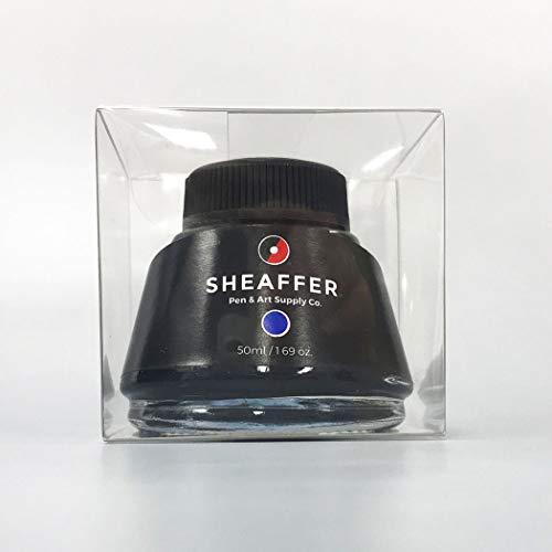 シェーファー ボトルインク ブルー 94221 50ml 正規輸入品