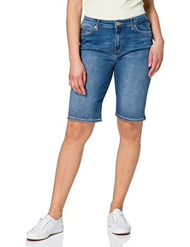 Tommy Hilfiger Damen Venice Slim RW IZZY Bermuda Shorts, Denim, NI31