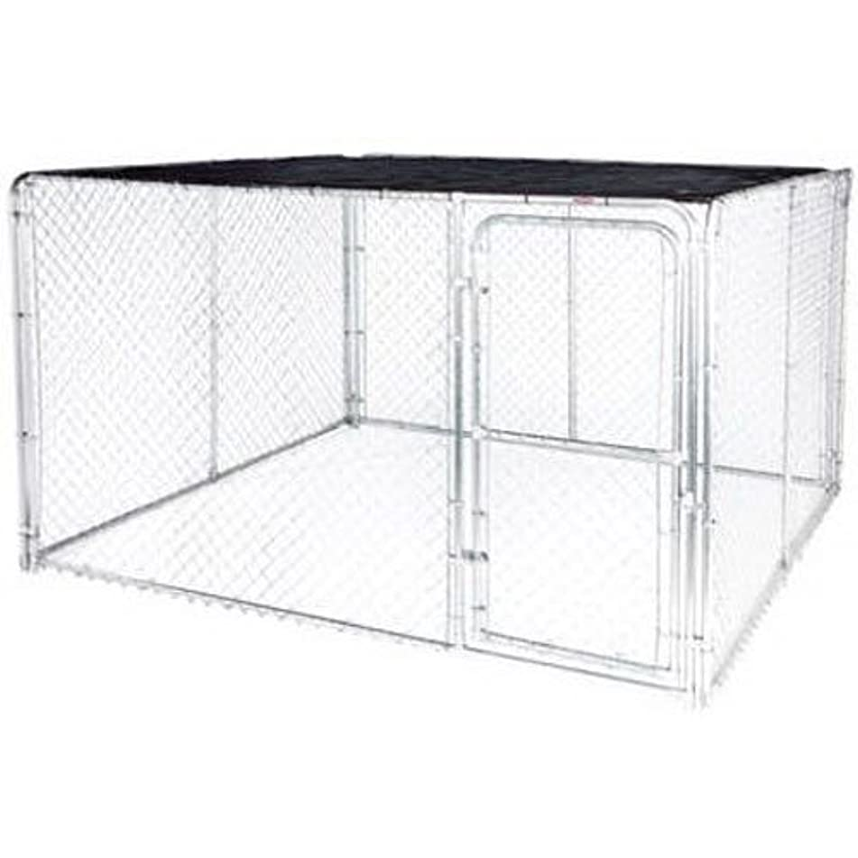 STEPHENS PIPE & STEEL DKTB11010 10x10 Mod Sunblock Top (Kennel NOT Included)