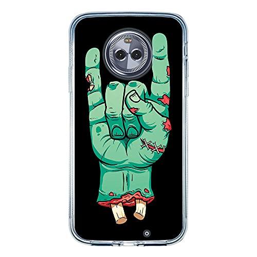 Capa Personalizada Motorola Moto X4 XT1900 - Rock'n Roll - AT06