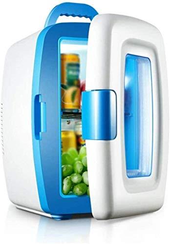 FDSZ Refrigerador de Coches Mini refrigerador Refrigerador Exterior Nevera de hogar pequeño 10L